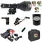 Wicked Lights W404iC DELUXE Night Hunting Light Kit contents