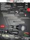 Wicked Lights ShotPro Extreme Range Red Night Hunting Light Kit info