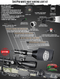 Wicked Lights ShotPro Extreme Range White Night Hunting Light Kit info