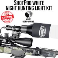 Wicked Lights ShotPro Extreme Range White Night Hunting Light Kit