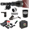 Wicked Lights ShotPro Extreme Range Infrared Night Hunting Light Kit contents