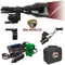 Wicked Lights W403iC Infrared Night Hunting Light Kit contents