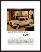 LIFE Magazine - Framed Original Ad - 1960 Studebaker Lark Ad