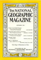 National Geographic - October 1946 - Palestine Today