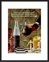 LIFE Magazine - Framed Original Ad - 1964 Tab Cola Ad