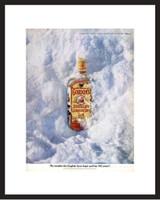 LIFE Magazine - Framed Original Ad - 1962 Gordon's Gin Ad