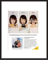 LIFE Magazine - Framed Original Ad - 1964 Kodak Camera