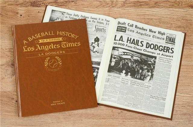 LA Dodgers - LA Times