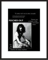 LIFE Magazine - Framed Historic Photograph - Frank Zappa in 1968