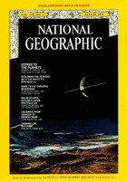 National Geographic - August 1970 - Voyage to the Planets