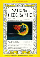 National Geographic - July 1960 - Space Pioneers of NASA
