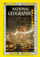 National Geographic - October 1962 - Robots to the Moon