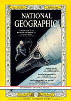 National Geographic - March 1964 - How We Plan to Put Men on the Moon