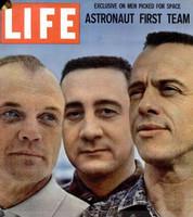 LIFE Magazine - March 3, 1961 - First Astronaut Team
