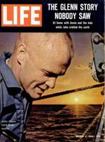 LIFE Magazine - March 2, 1962 - The John Glenn Story Nobody Saw