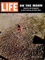 LIFE Magazine - August 8, 1969 - On The Moon Moon