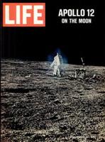 LIFE Magazine - December 12, 1969 - Apollo 12 On the Moon