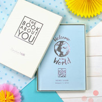 Welcome to the World - Personalized Book About You for Babies