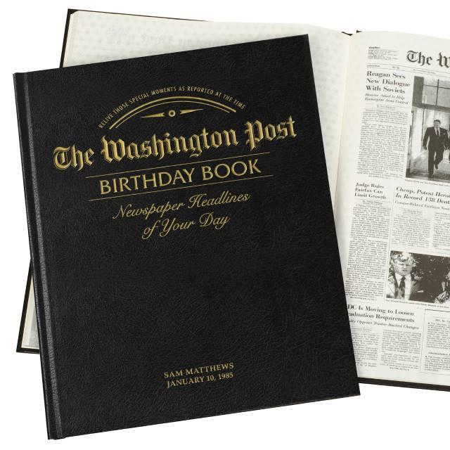 Washington Post - Leather Edition