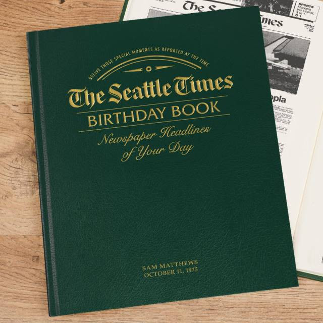 Seattle Times Edition