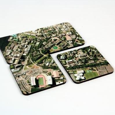 Aerial Coaster (Squares)