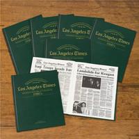 LA Times Decade History Books