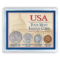 Most Famous American Coin Collector's Set