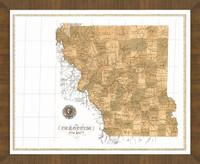Old Map of Missouri