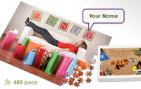 Shopping Personalized Jigsaw Puzzle