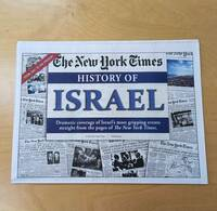 The History of Israel Through Front Pages