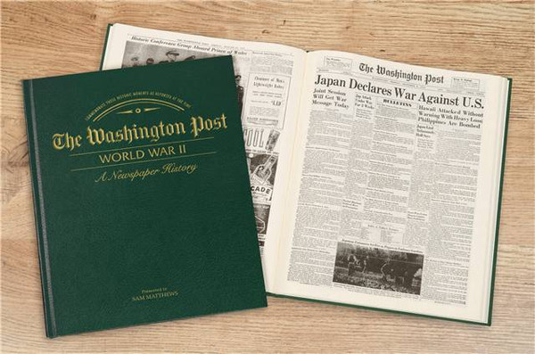 World War Two Newspapers