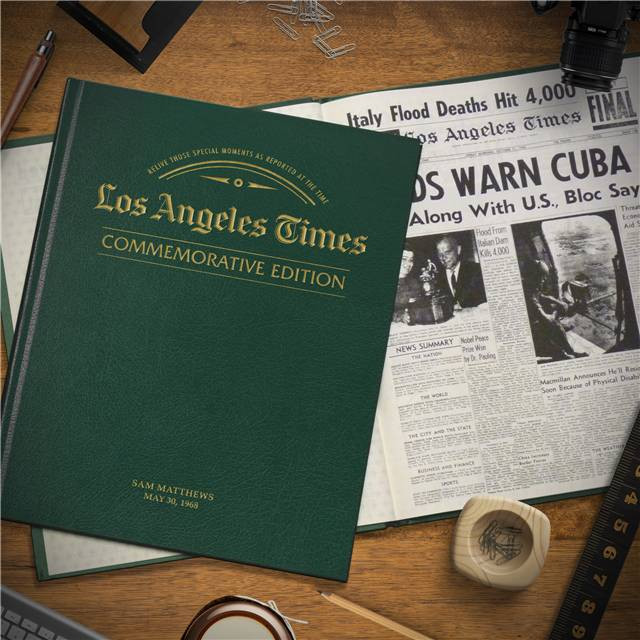 LA Times Edition