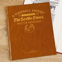 Seattle Seahawks  - Personalized Team Book