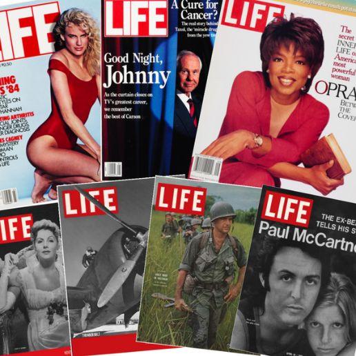 Original Life Magazines