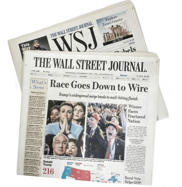 Wall Street Journal Paper