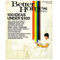 Better Homes and Gardens Magazine - Original Editions from AnyDate