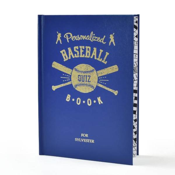 Baseball Quiz Book for MLB Fans