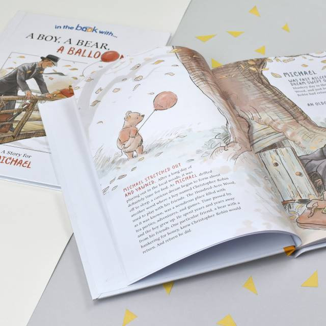 Personalized Children's Story