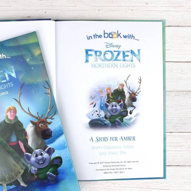 Disney Frozen Northern Lights