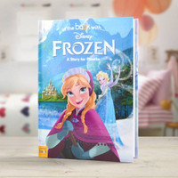 Personalized Disney Frozen Story Book