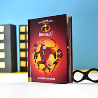 Personalized Disney Incredibles 2 Story Book