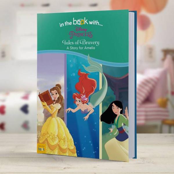 Disney Princess Tales of Bravery