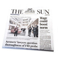 Baltimore Sun Birthday Newspaper