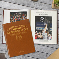 Washington Nationals - Personalized Team Book