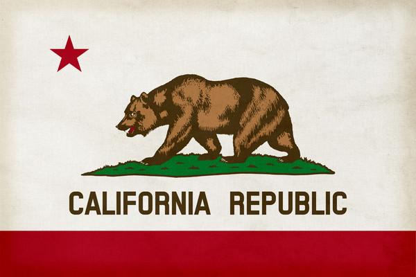 California, Unframed