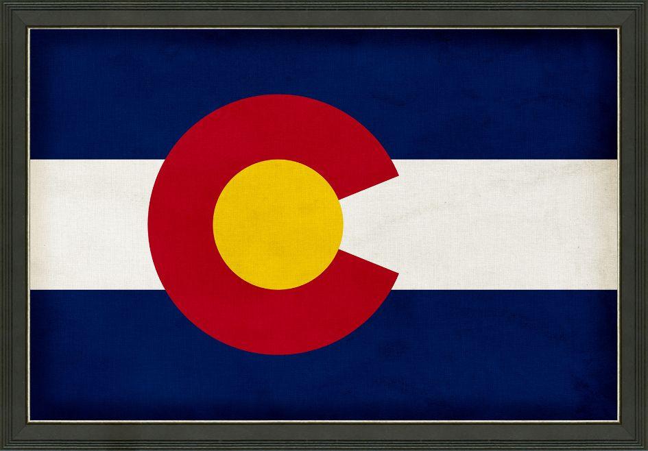 Colorado, Framed