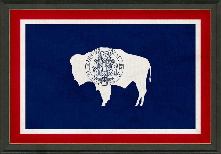 Wyoming, Framed