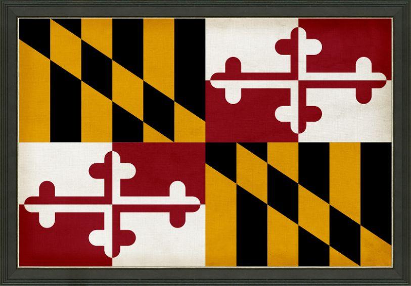 Maryland, Framed