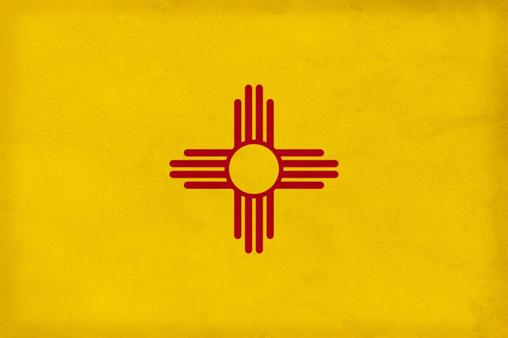New Mexico, Unframed