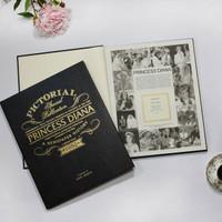 Princess Diana Pictorial Newspaper Book